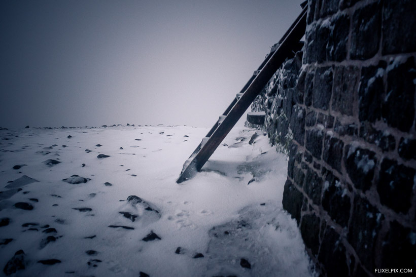 Ice Hut Slieve Donard
