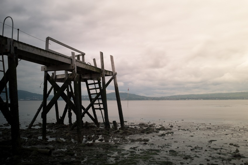 Holywood, Jetty, County Down