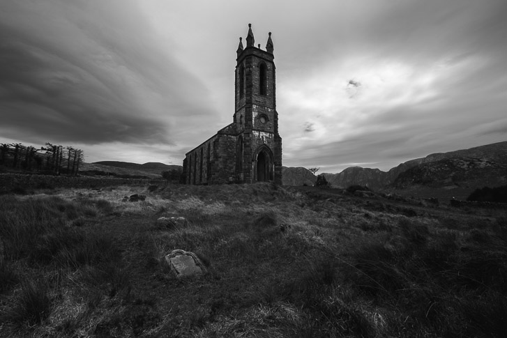 Dunlewey Church, Donegal