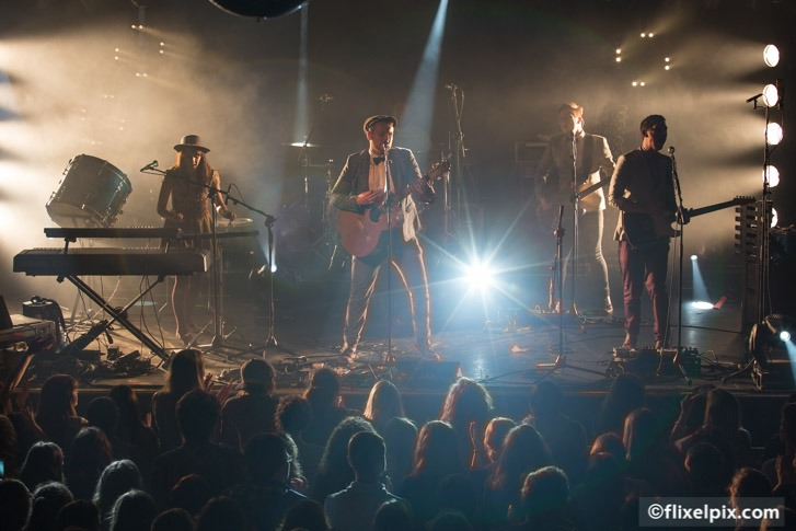 Rend Collective Mandela Hall