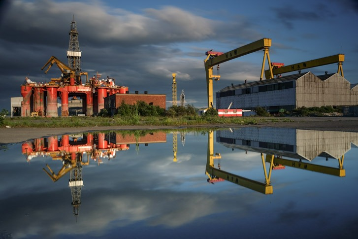 Blackford Dolphin Harland and Wolff