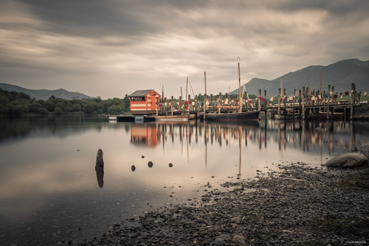 Swallows and Amazons Keswick