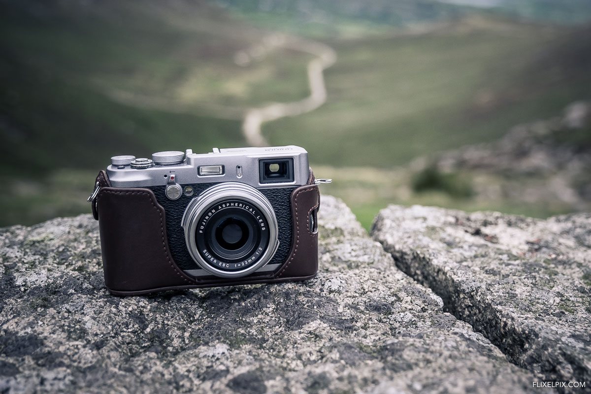 Is the Fujifilm X100F the Ultimate Travel Camera?
