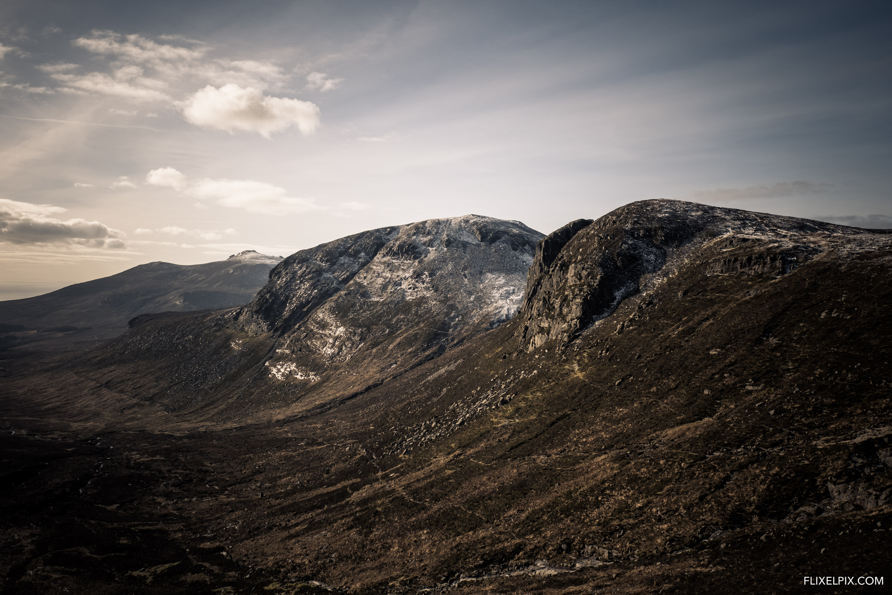 View from Donard