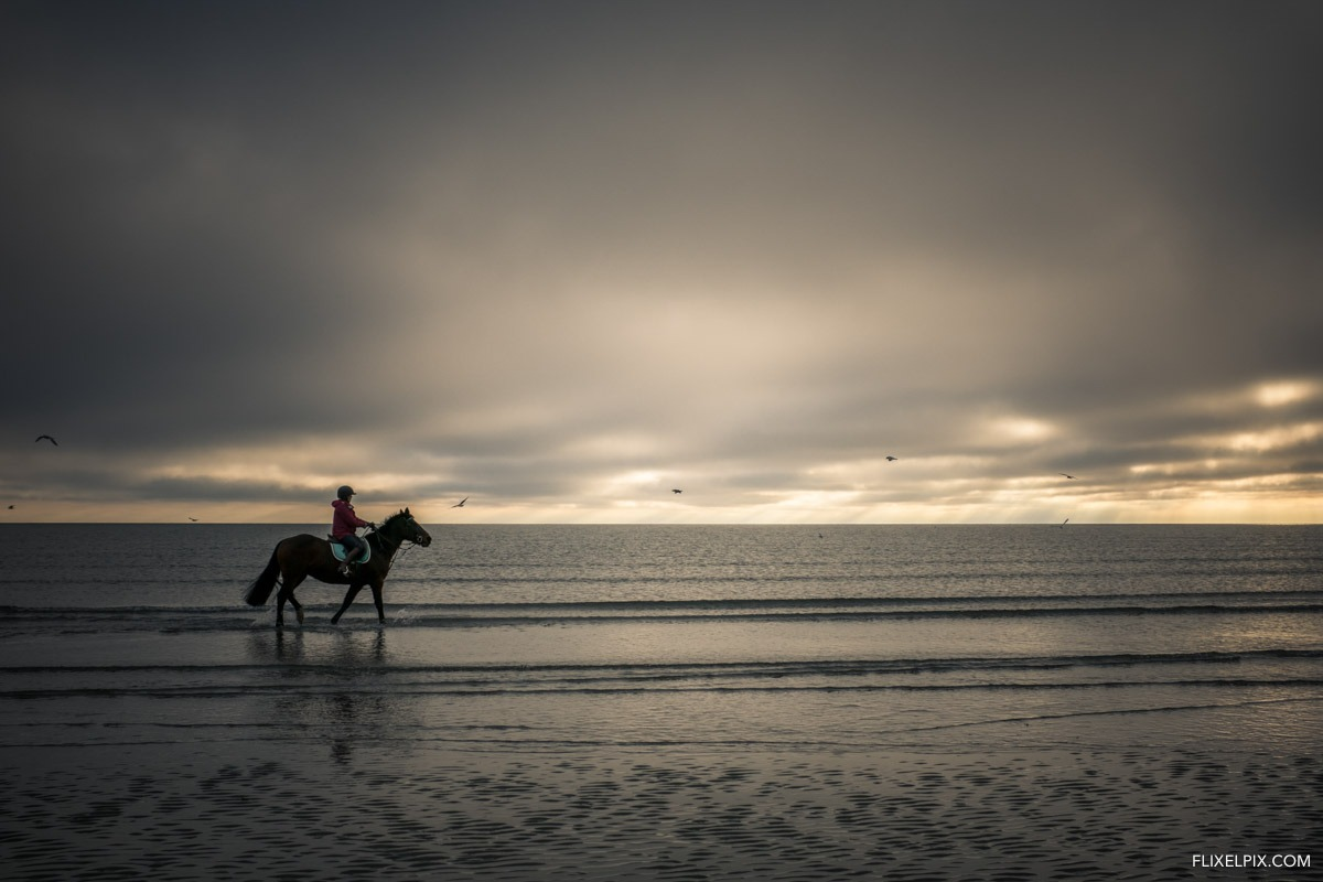 Tyrella Beach with the X100F