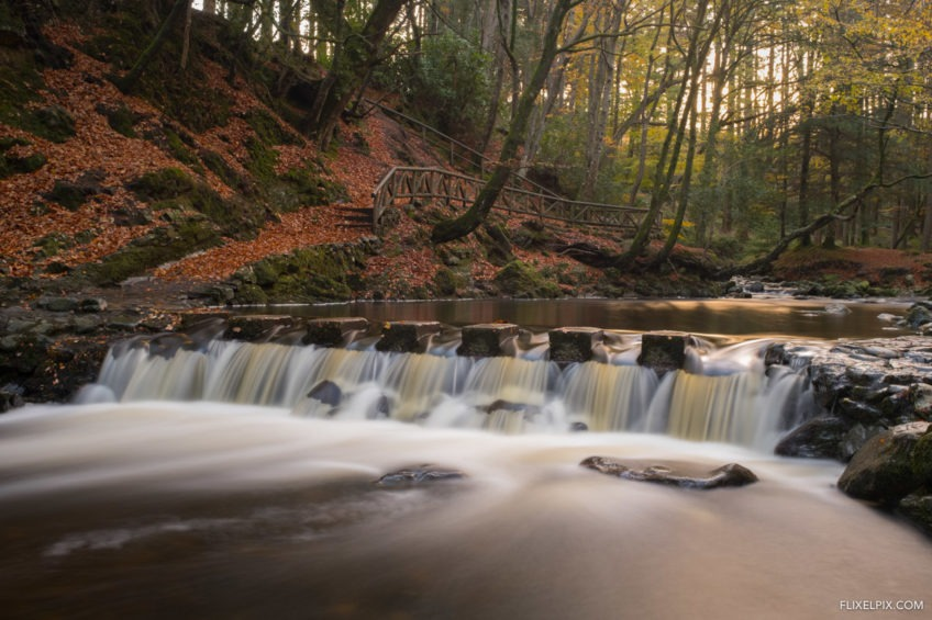long exposure photography with the Fujifilm X100F