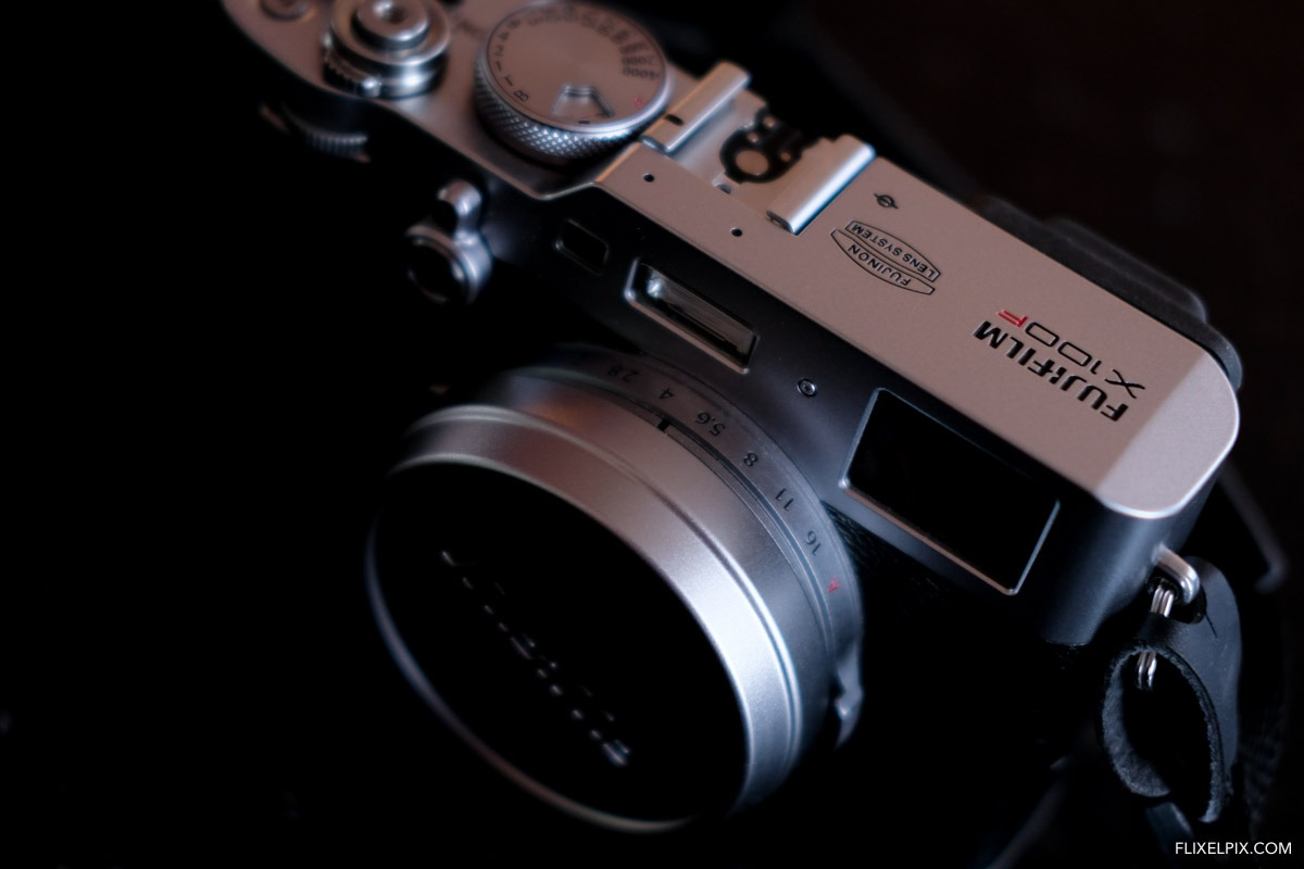 Hands on with the Fujifilm X100F